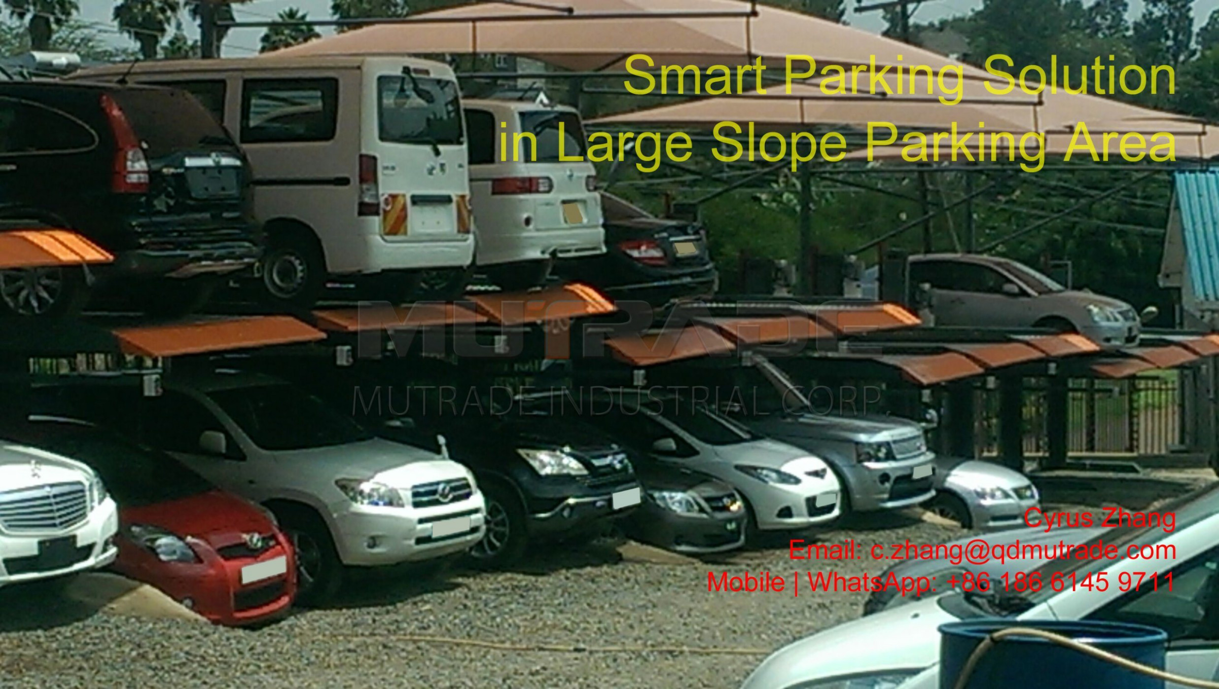Best Quality 13 Storey Hydraulic Parking Lots Carport Parking Equipment Carport Valet Parking