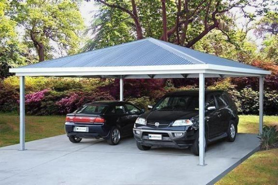 Beyond Basic Carports: 3 Stylish Sheds For Your Vehicles ..