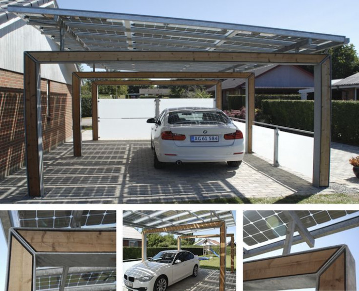 Bluetop Solar Carport C1 (Europe) | Windows & Balconies ..