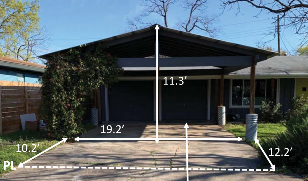 Board Of Adjustment Grants Unpermitted Carport Permission To ..