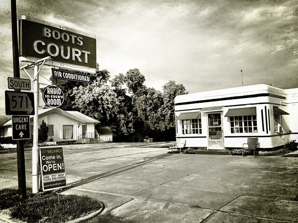 Boots Court Motel, Carthage, MO