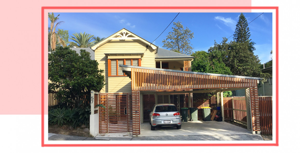 Brisbane Carports And Garages Urban Planners Queensland How To Put A Garage Door On A Carport