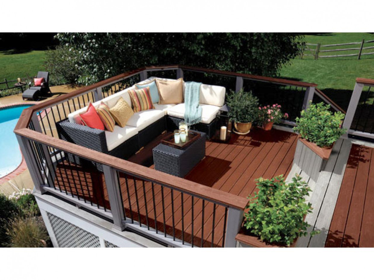 Budgeting For A Deck   HGTV Cost To Build Wooden Carport