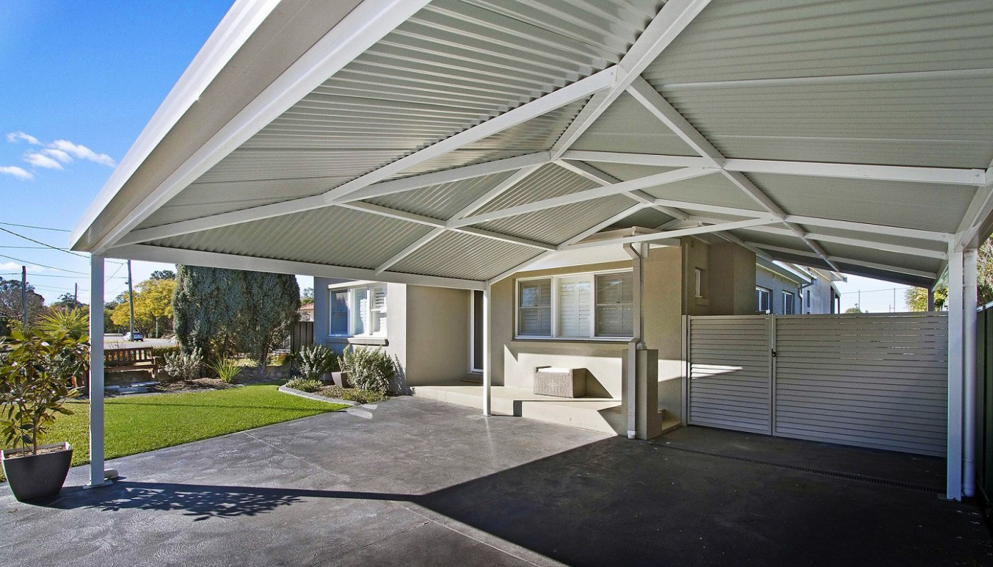 Build Build Your Own Steel Carport Plans DIY Boy Scout ..