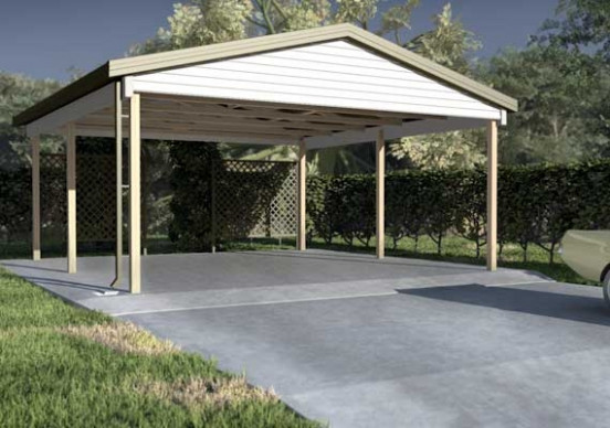 Build DIY Carport plans nz Plans Wooden construction ...