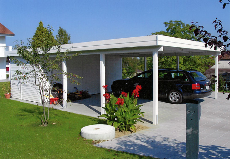 Building A Wooden Carport Tips | How To Build A House Building Carport Off Garage
