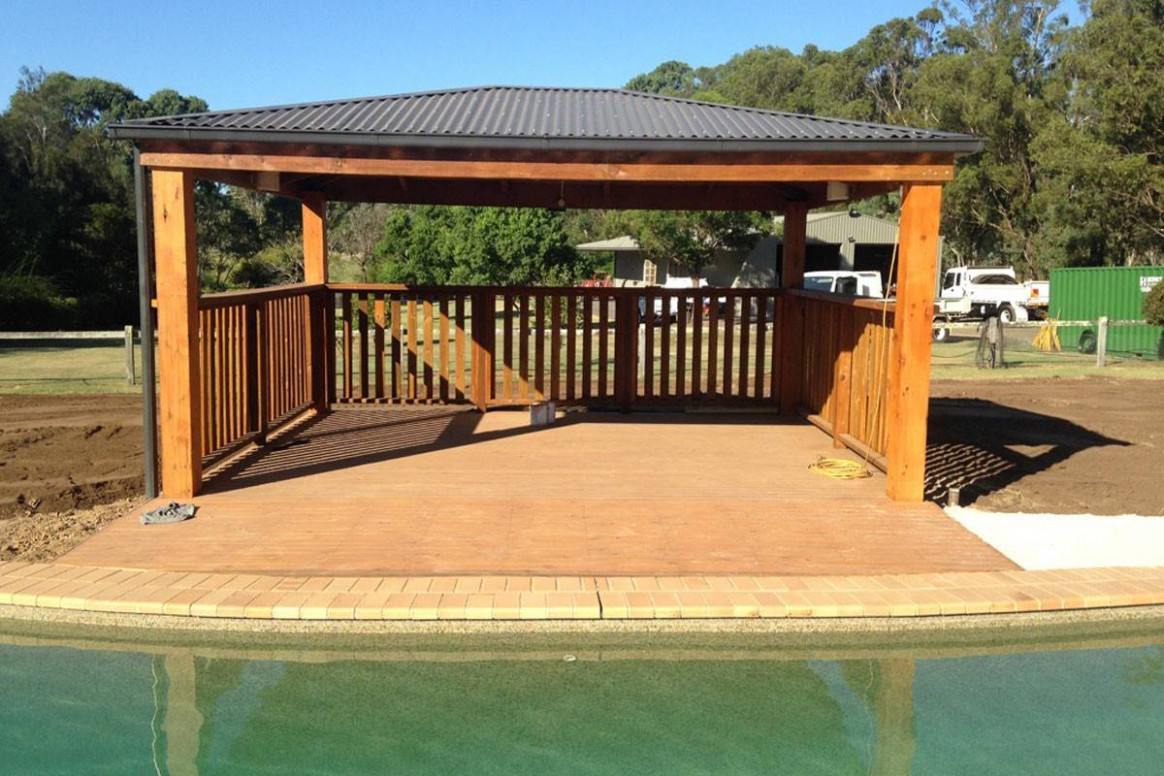 Buy Customised Gazebos Aarons Outdoor Living Wooden Gazebo Carport
