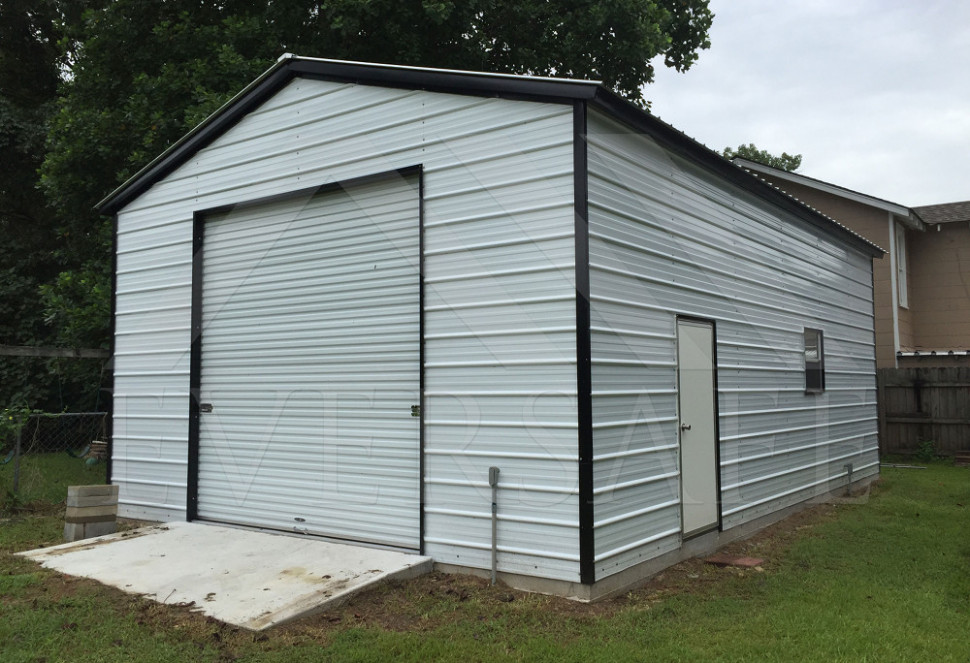 California Steel Garages, Factory Prices On Garage ..
