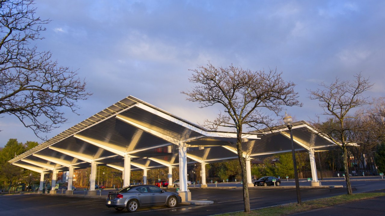 Can Solar Powered Carports Alleviate Land Use Concerns ..