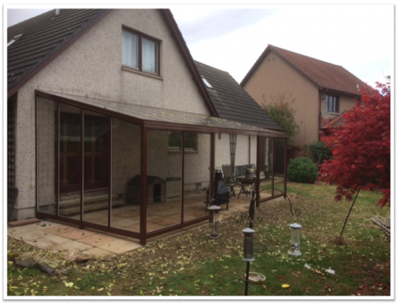 Canopy Carport Sides & Enclosures Create An Enclosed ..