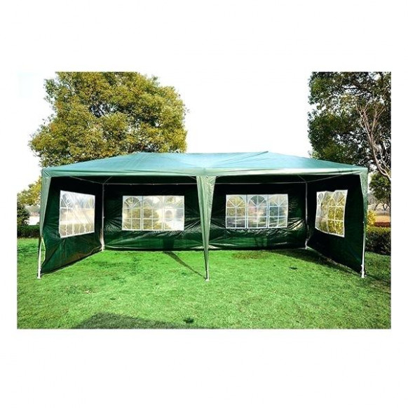 Canopy Tent 10×20 X Outdoor Canopy Tent Party Manual King ..