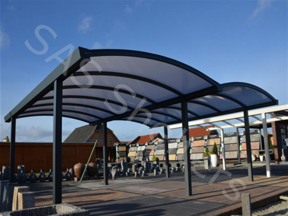 Cantilever And Lean To Carports From SAS Shelters In ..