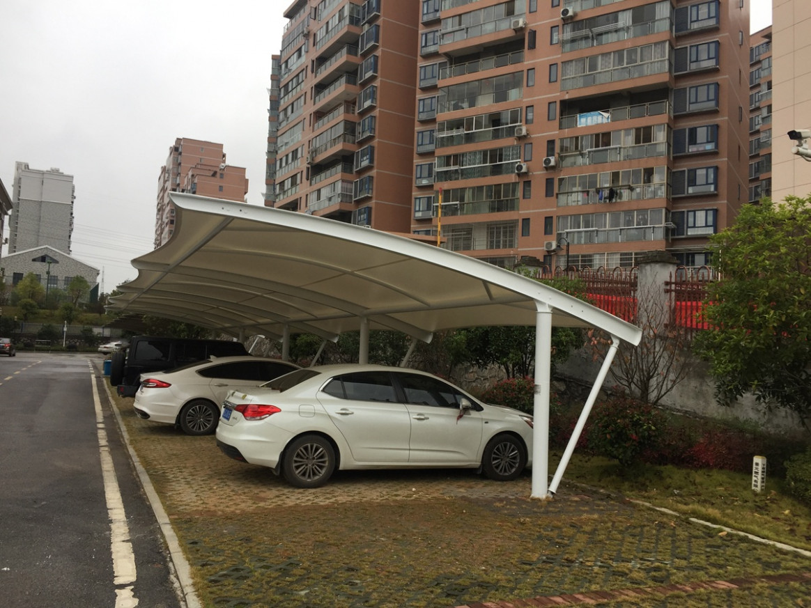 Cantilever Car Parking Sheds Structures Suppliers Single ..