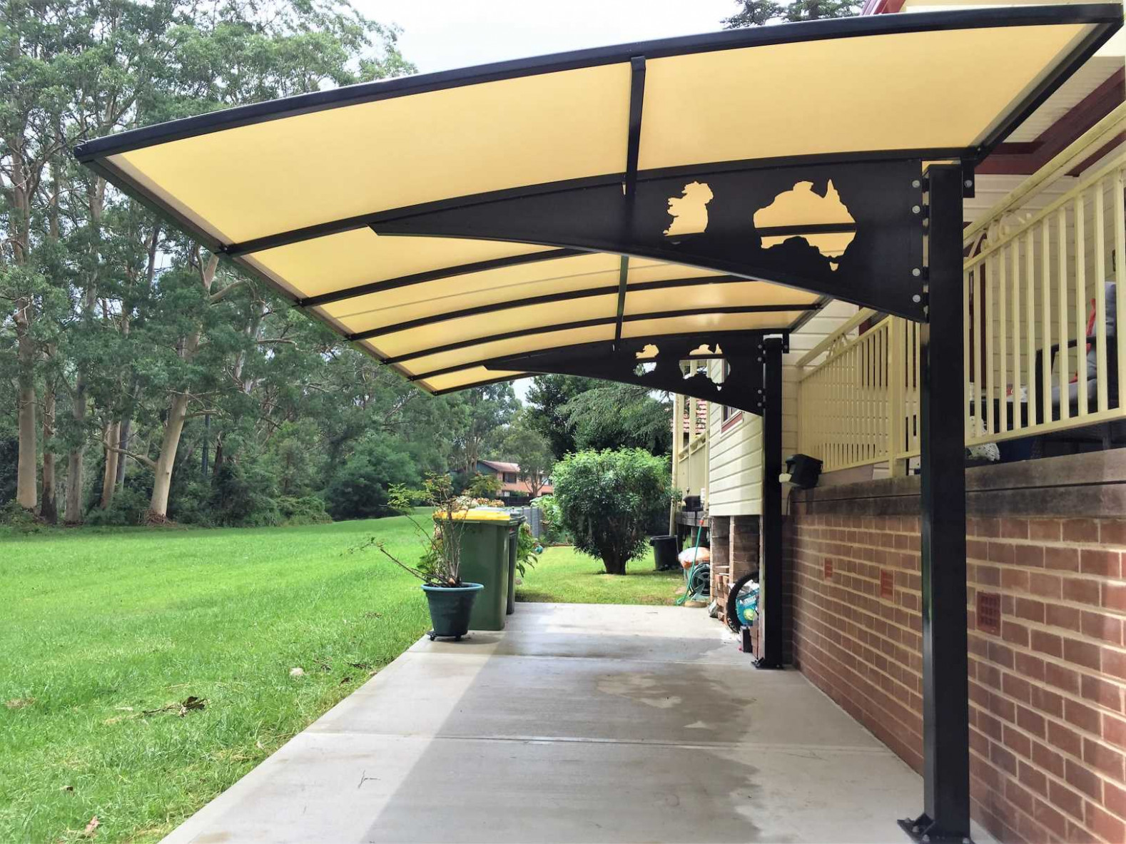 Cantilever Structures | Pioneer Shade Structures Cantilever Carport Ideas