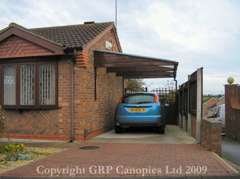 Car Canopies, Which Trusted Trader Fitted UK Wide Carport Parking Means