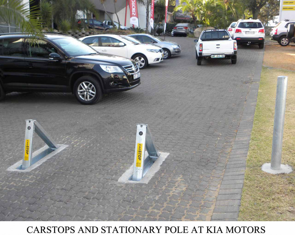 Car Stop Motor Vehicle Security Barriers For Home, Work As ..