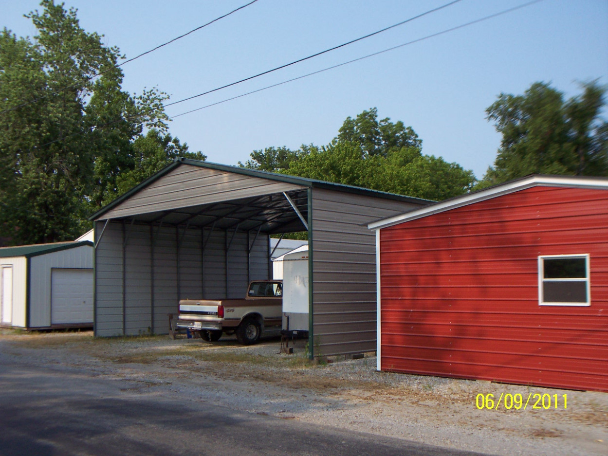 Carolina Carports – Carports, Garages and Storage ...