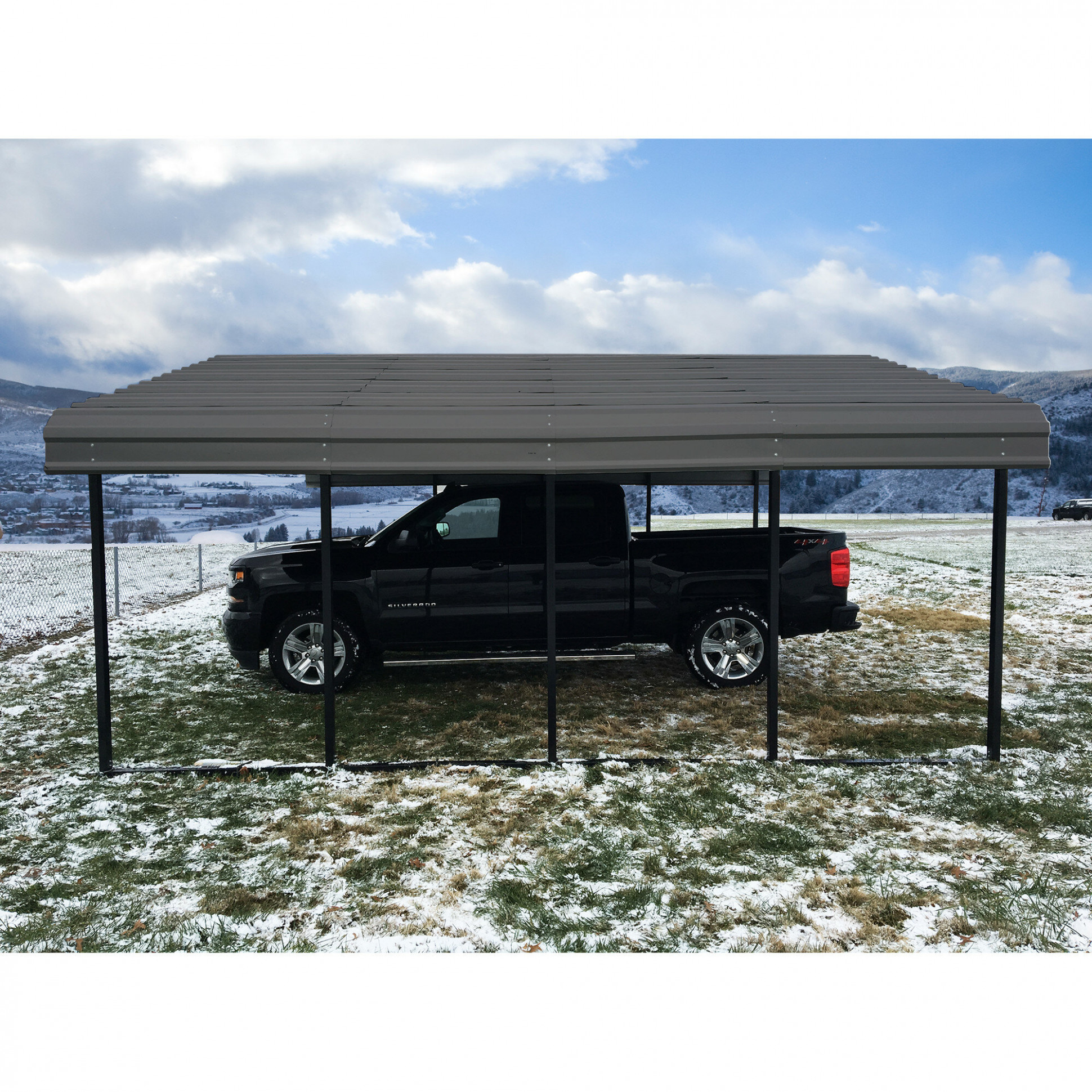 Carport 9 Ft. x 9 Ft. Canopy