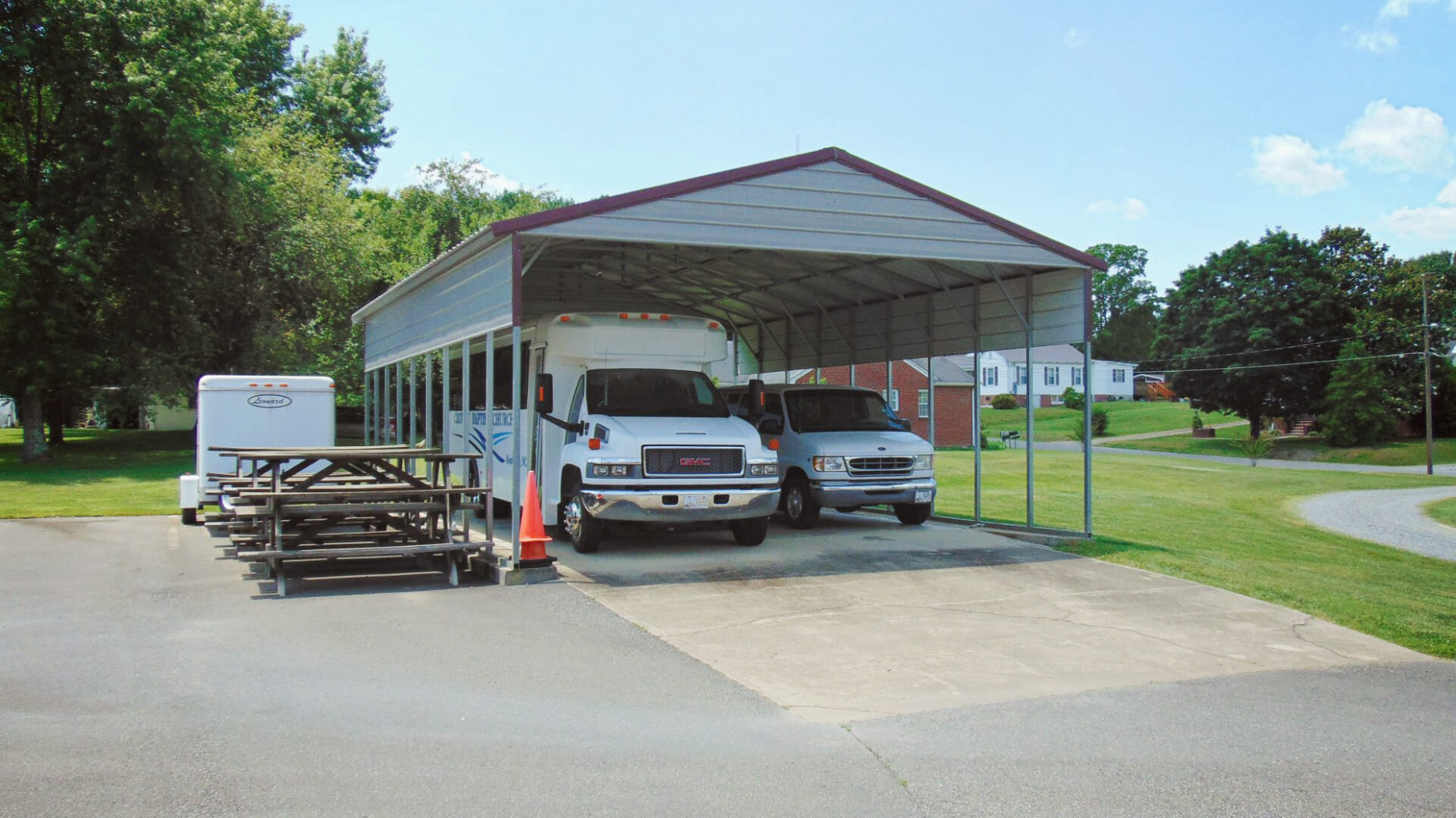 Carport. Affordable The Arizona Is A High Performance ..