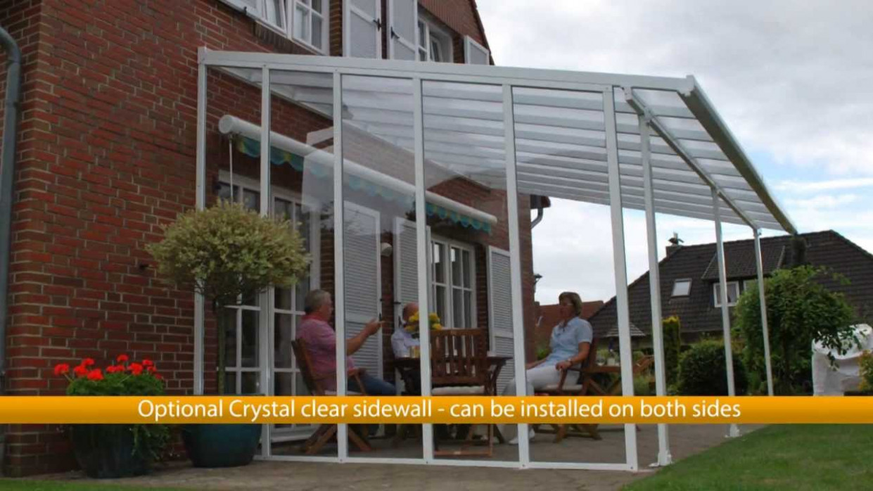 Carport: Aluminum Carport Panels, Feria Patio Cover ..