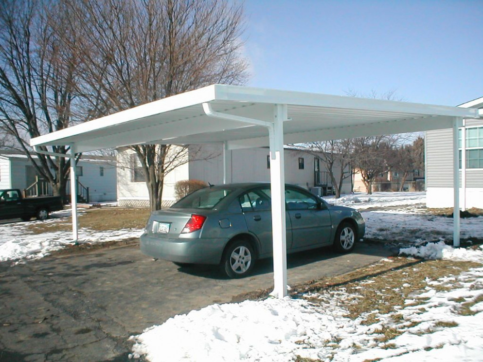 Carport And Patio Cover Pictures , Pre Engineered Kits ..