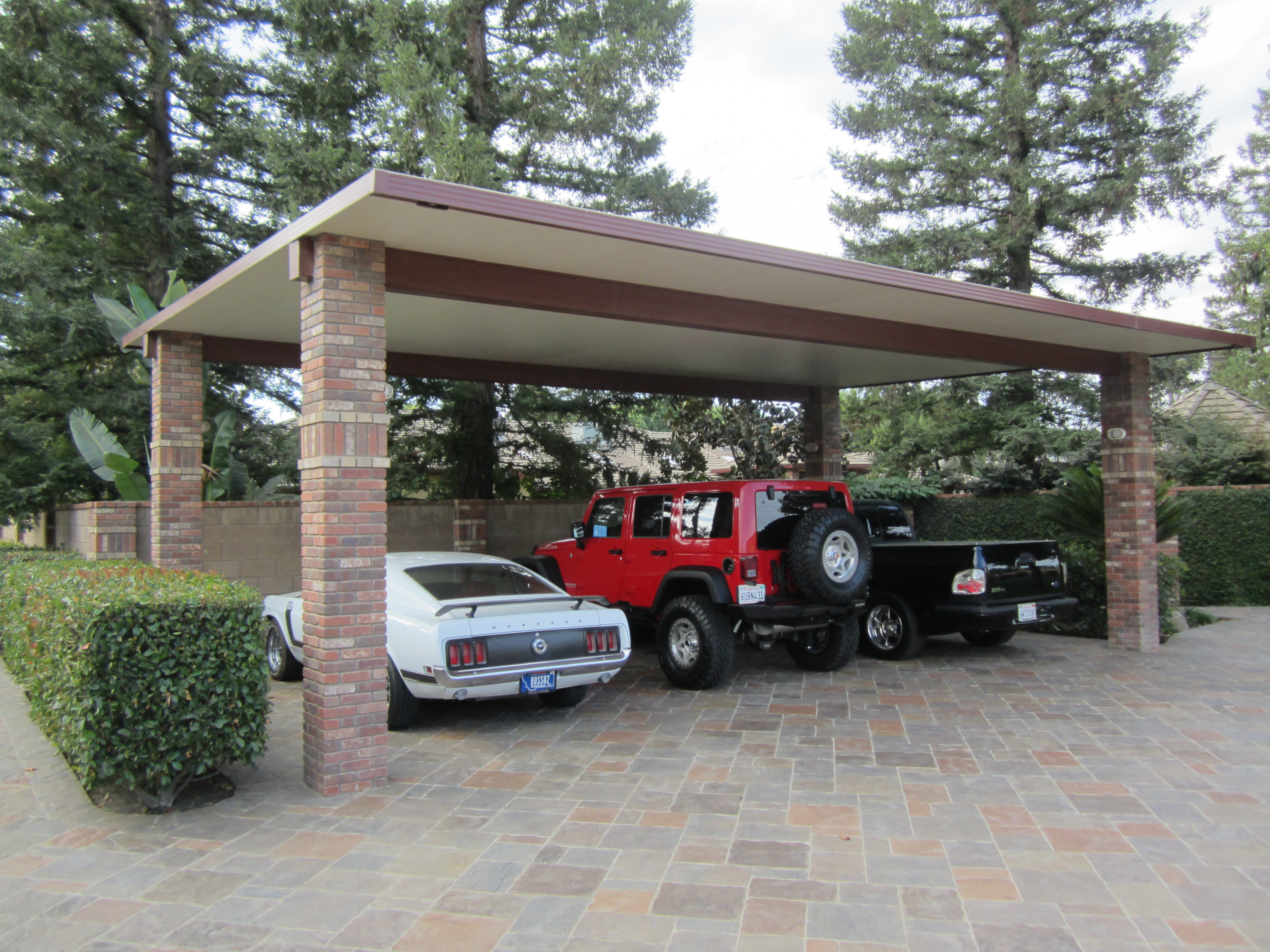 Carport And Rv Covers 7 – Americal Awning Carport Canopy For Rv