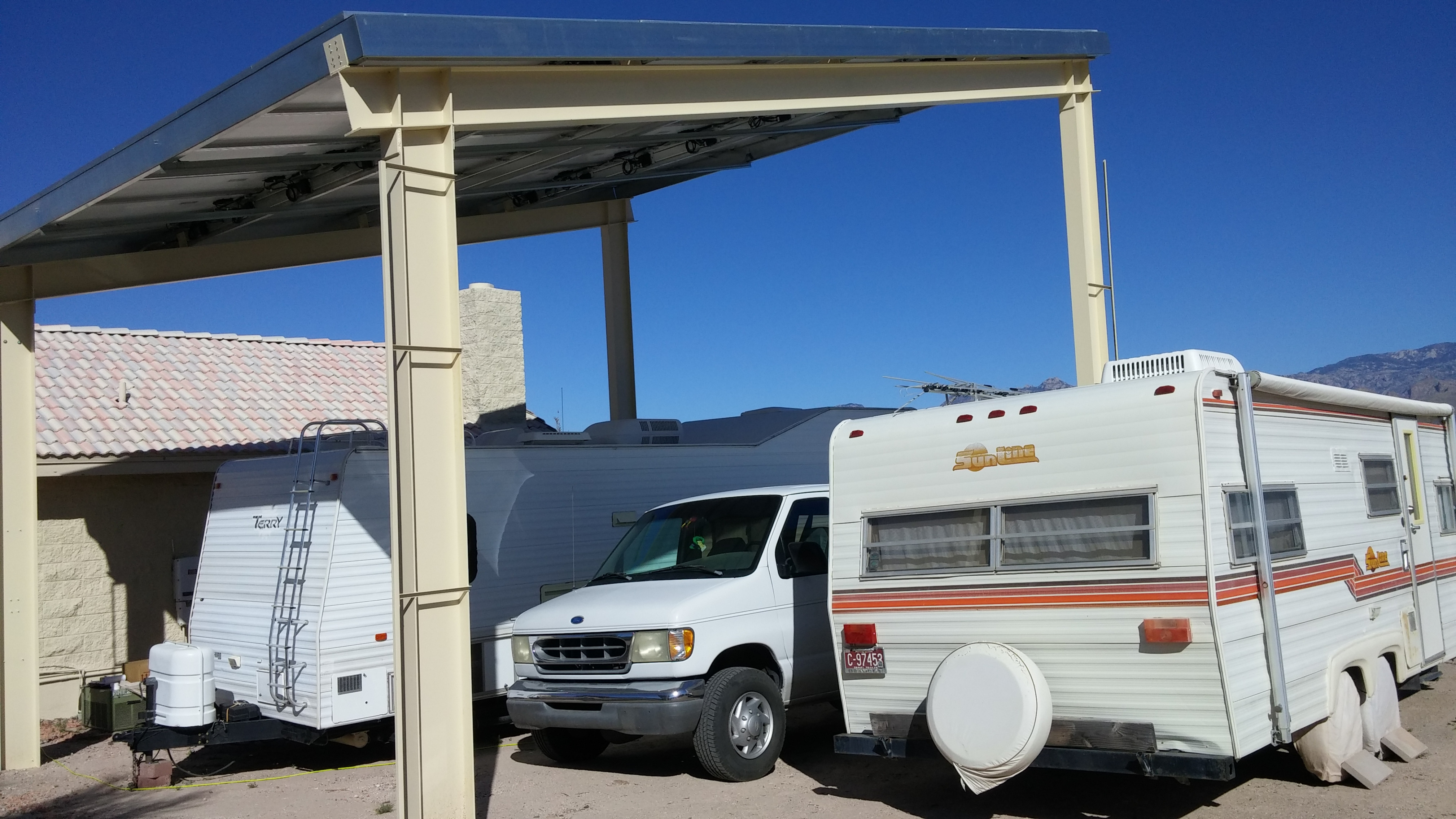 Carport And RV Covers M&M Home Supply Warehouse Carport Decorating Supplies