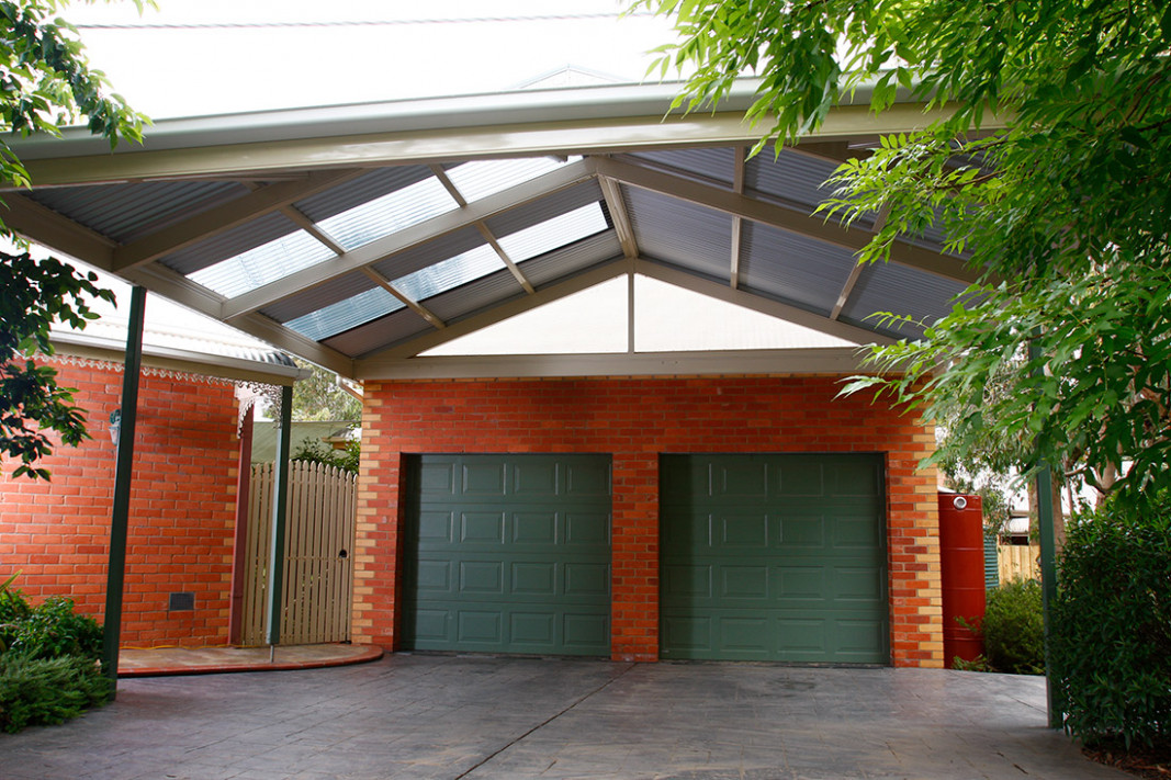 Carport (Attached, Dutch Gable Roof 12m X 12m) Smartkits ..