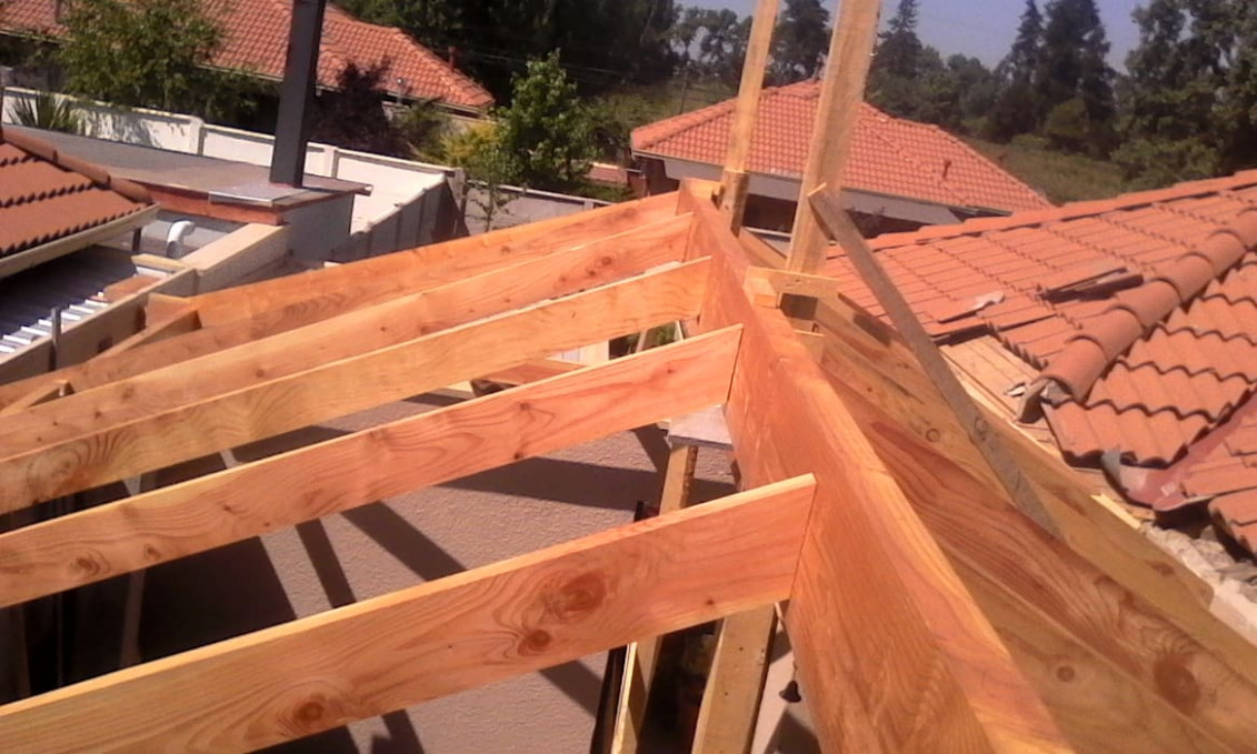 Carport By Econproyectos, Classic Wood Wood Effect | Homify Carports Wooden Quotes