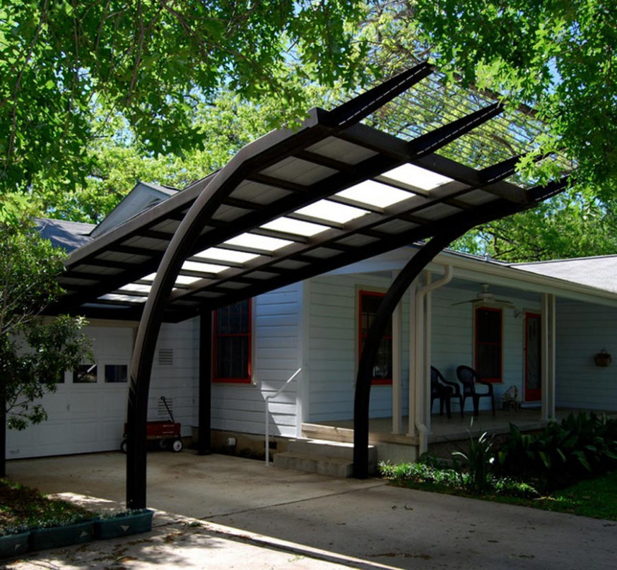 Carport Canopy Design Ideas Suitable For Your Home Canopy And Carport