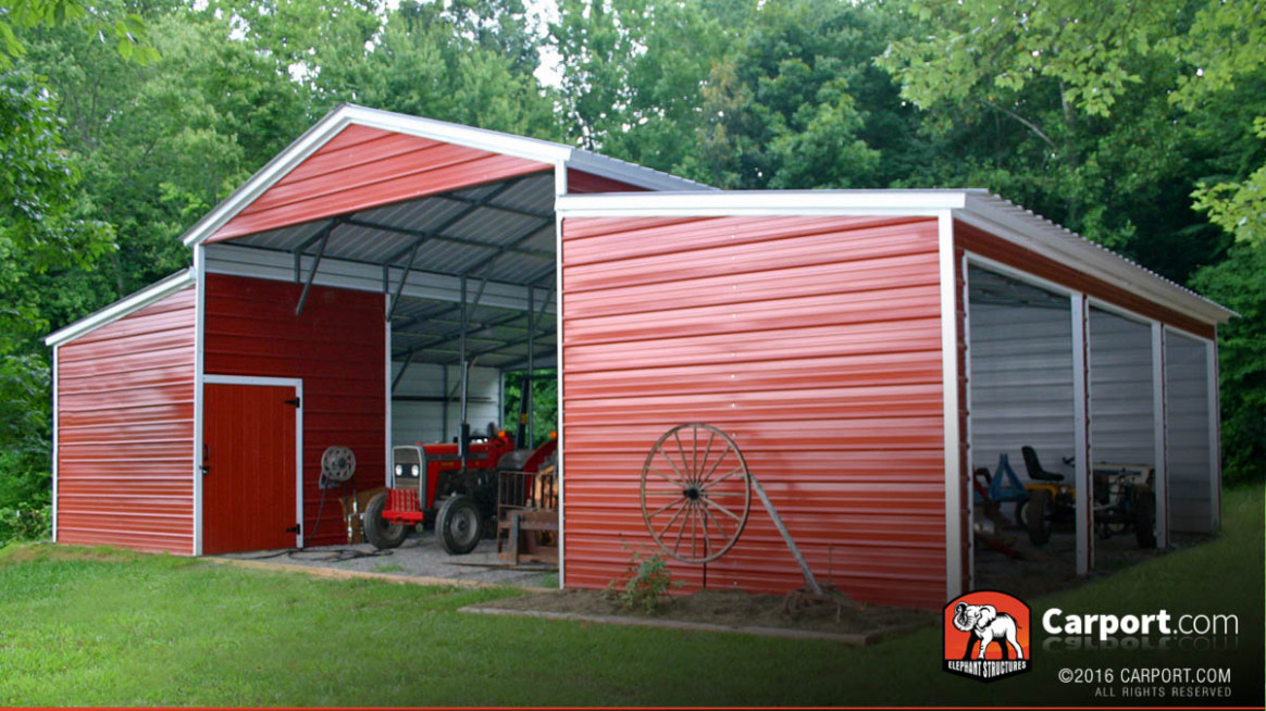 CARPORT.COM | Buy Custom Carports, Garages or Metal ...