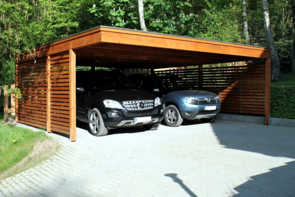 Bungalow Prefab SOLUTION 13 V13 With Flat Roof Living Haus ...