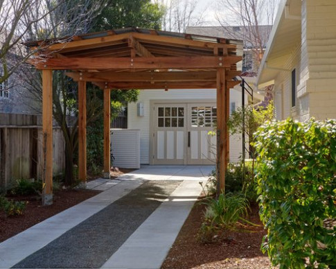 Carport Design Ideas, Remodels & Photos Carport Decorating Ideas