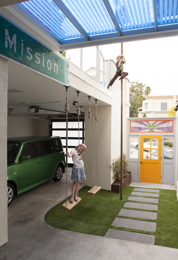 Carport Design Makes For Creative Outdoor Living Space ..