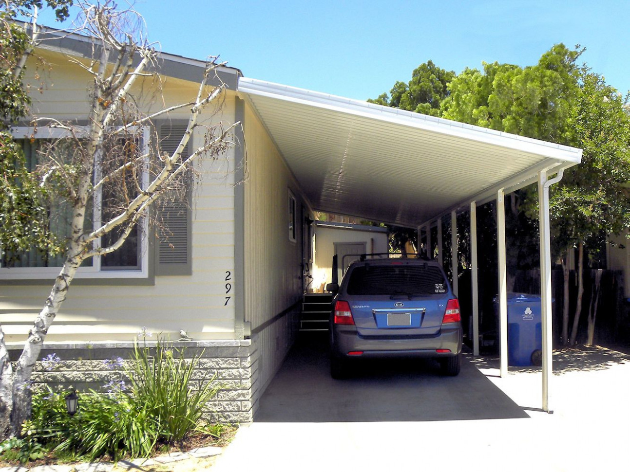 Carport Designs Attached House Awesome Carport Attached To ..