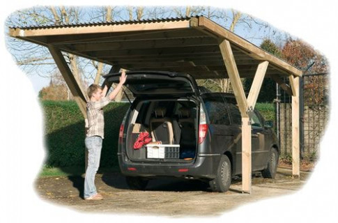 Carport Designs, Car Ports And Wooden Carports On Pinterest Wooden Structure Carports