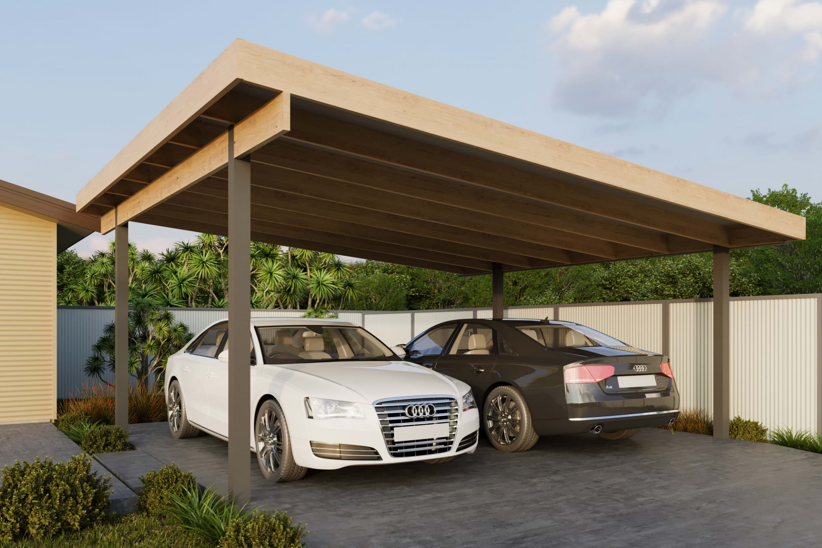 Carport Designs Carport Roof Structure