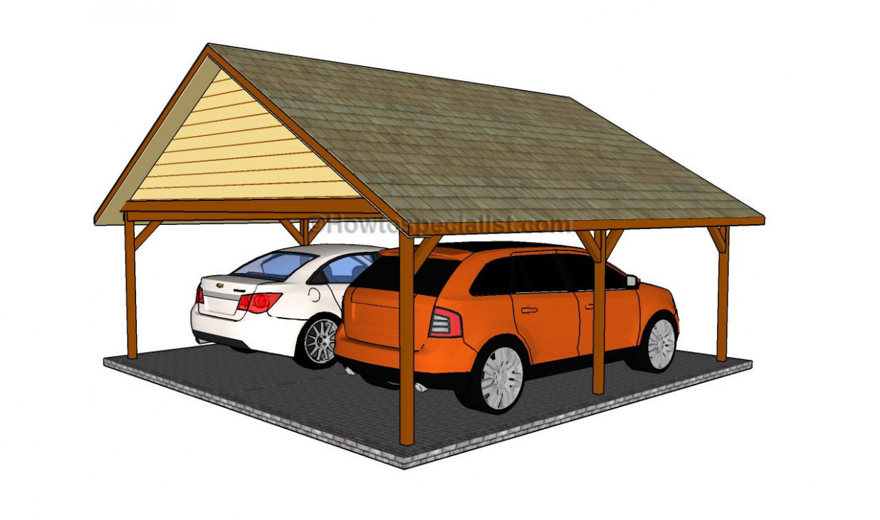 Carport designs | HowToSpecialist - How to Build, Step by ...