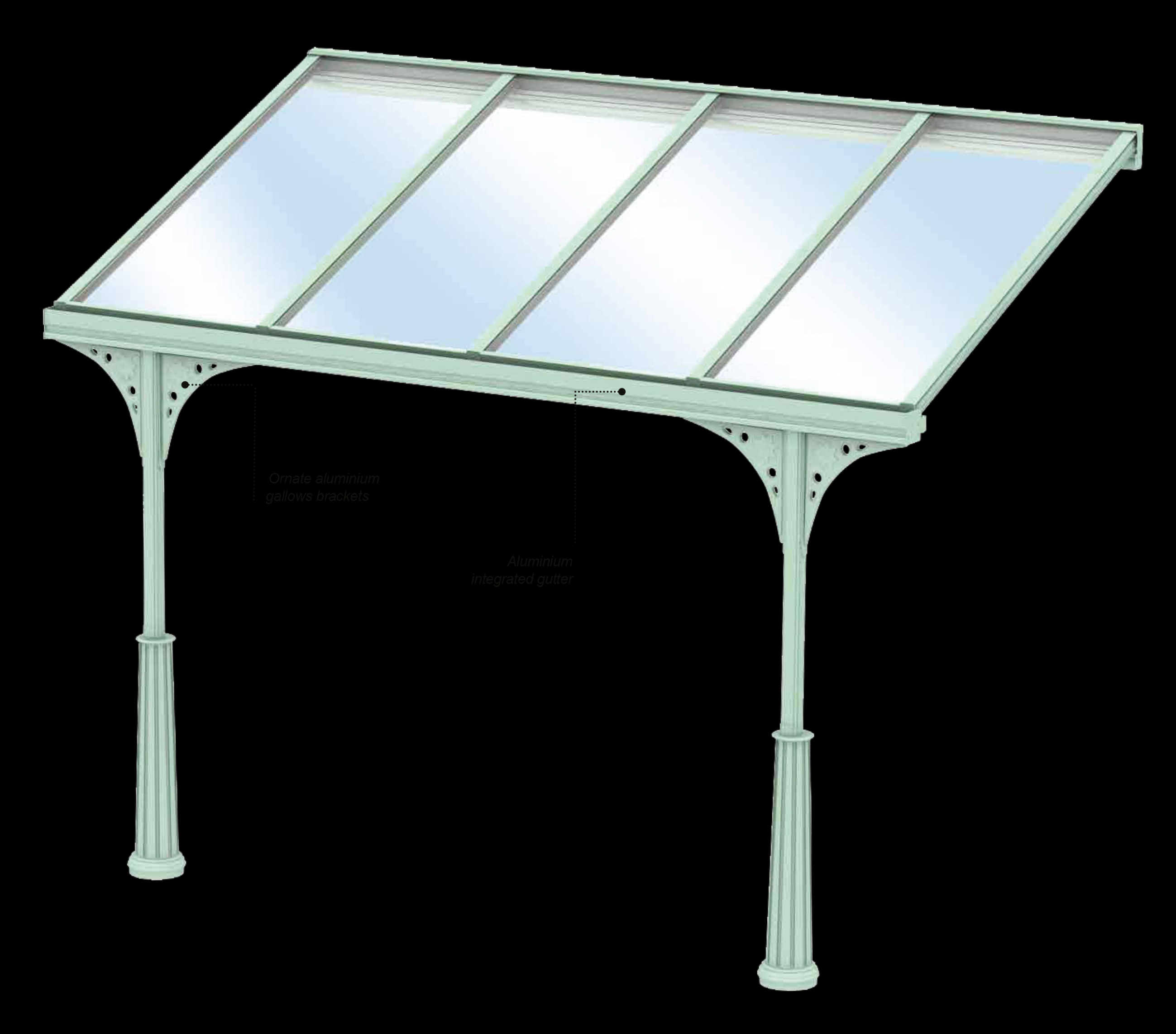 Carport Extra Canopies And Roof Systems Ireland Carport Glass Canopy