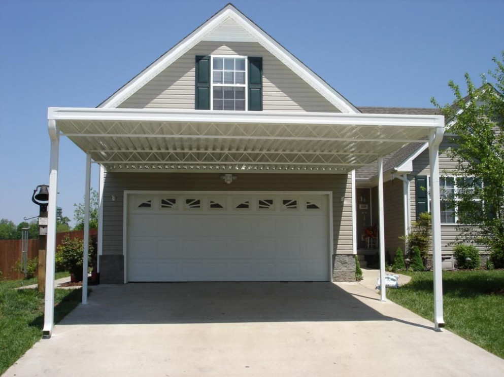 Carport Faor Cars | Eligible For Up To $1,500 Tax Credit ..