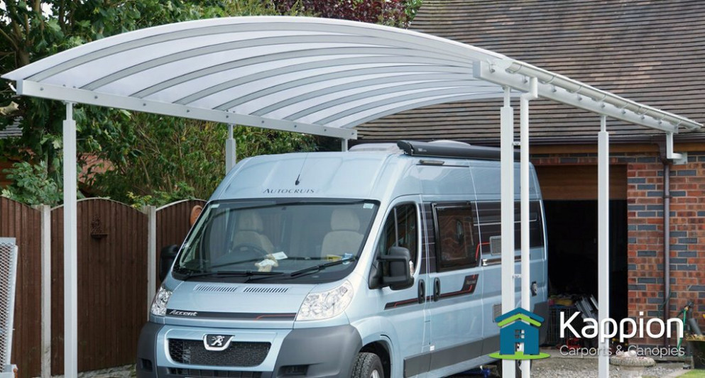 Carport For Business | Kappion Carports & Canopies Carports Or Canopies