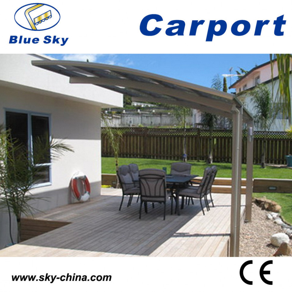 Carport Glass Roof Carport Roof Aluminum
