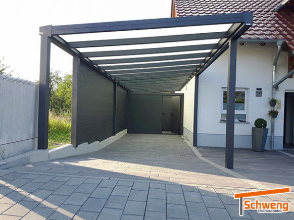 Carport Gnstig Gebraucht. Affordable Carports Vom ..