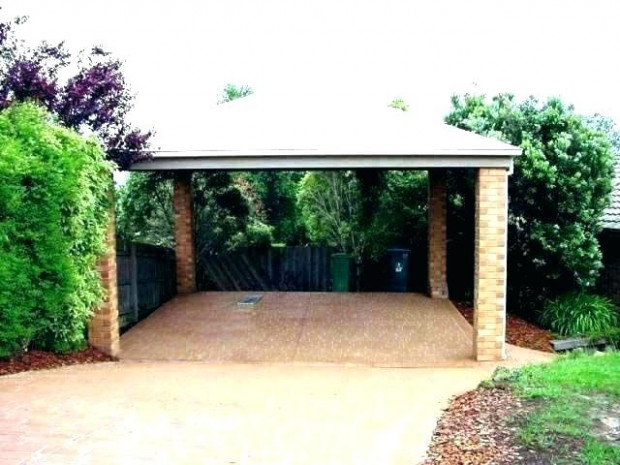 Carport Holz. Free Stylish Double Louvre Roof Carport That ...