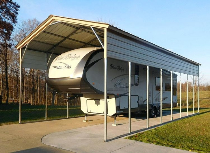 Carport Ideas Attached To House Metal Plan Cheap Budget ..