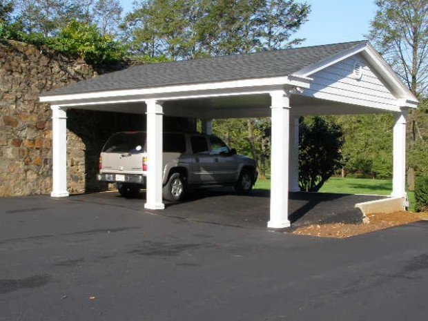 Carport Ideas | Garage Photos, Workshop Photos | HWS ..