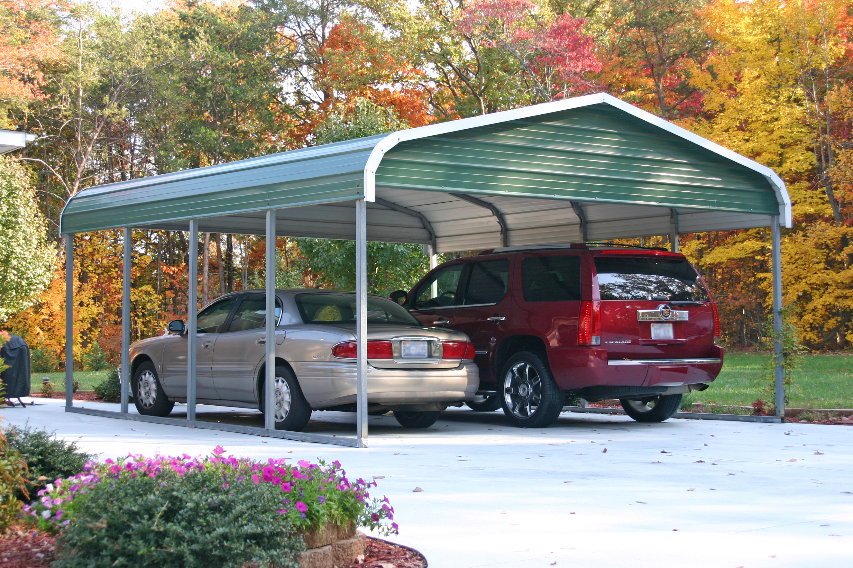 Carport Kits Oregon | OR Metal Carport Kits Steel Carport Garage Kits