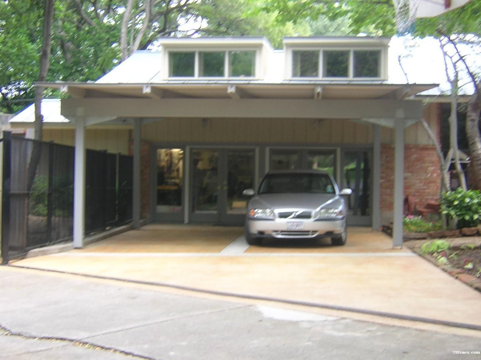 Carport Landscaping Ideas Attached To House Carport Ideas