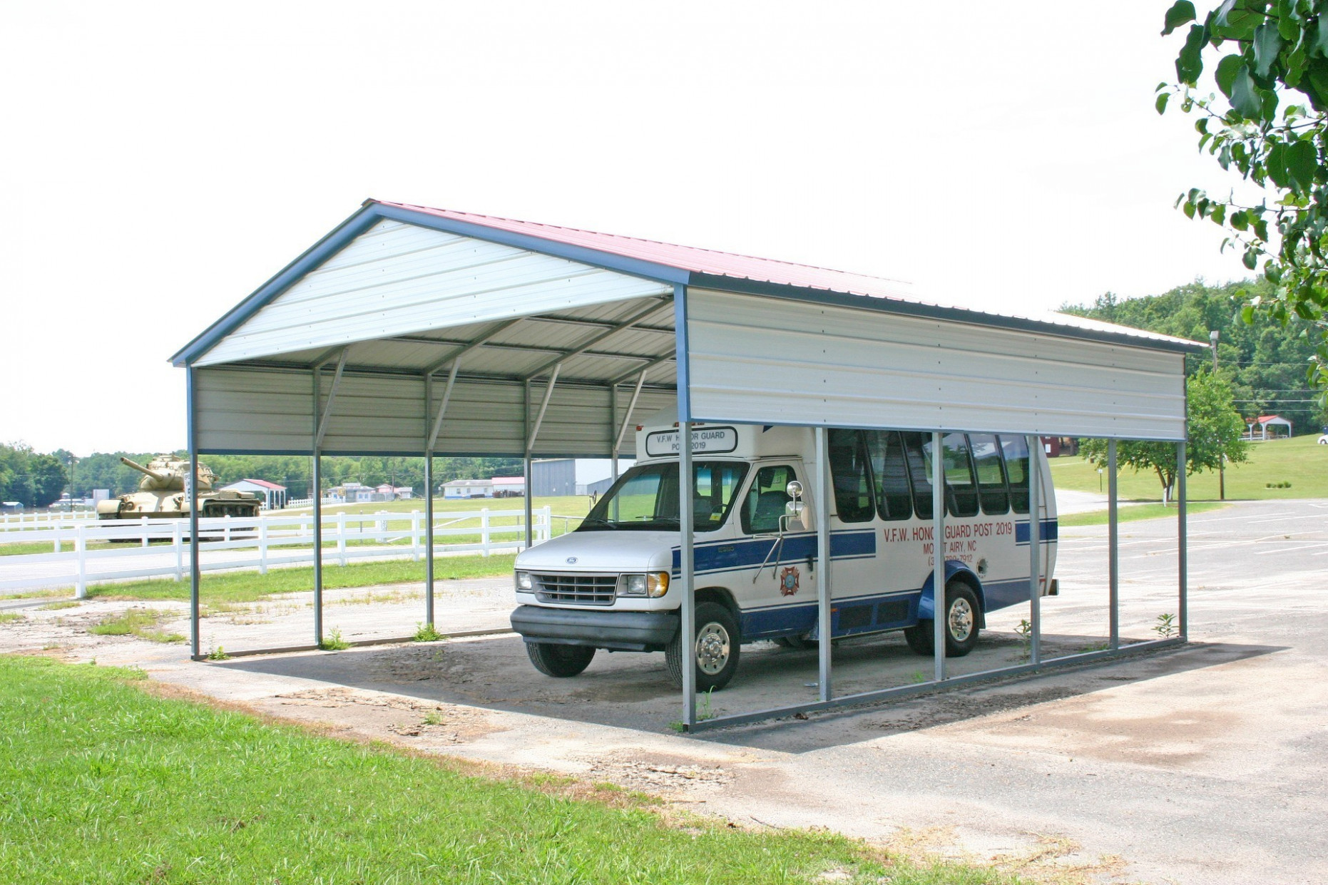 Carport Miami OK | Metal Carports Miami Oklahoma