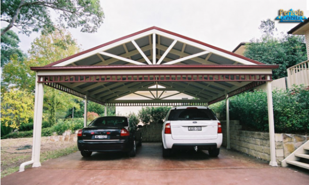 Carport Plans With Attached Workshop Wooden PDF Easy ..